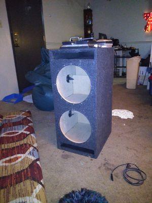 Speaker Box for Sale in Wichita, KS