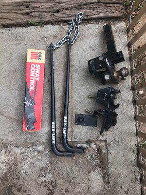 Sway Control With Ball Hitch for Sale in Idaho Springs, CO