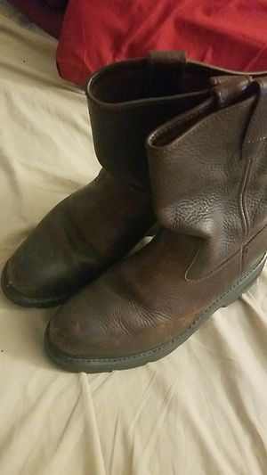 Wolverine work boots for Sale in Houston, TX