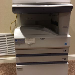 Sharp AR-M257 Commercial Copier Scanner B/W for Sale in Alvarado, TX