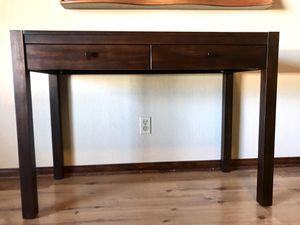 Threshold Parsons Desk Console Table for Sale in Hesperia, CA