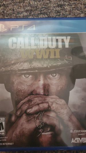 Call of duty WWII for Sale in Lake Hallie, WI