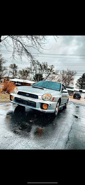 Subaru Impreza wrx for Sale in Cranberry Township, PA