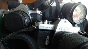 Vintage cameras for Sale in Manteca, CA