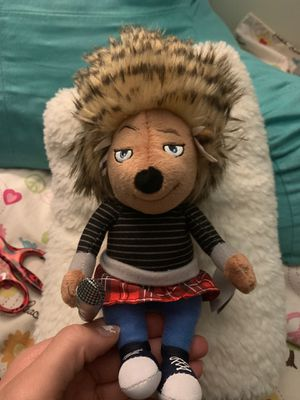 Beanie Baby stuffed animal Ash from sing for Sale in Jackson Township, NJ