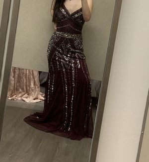 sequence prom dress for Sale in Stockton, CA