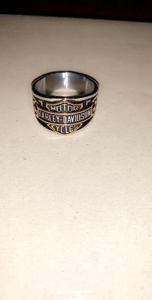 Men's biker rings for Sale in Corpus Christi, TX