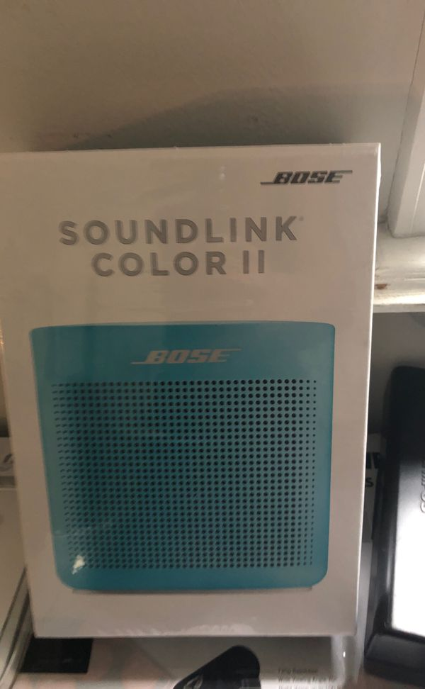 Bose Wireless Speakers (SoundLink Color Bluetooth )