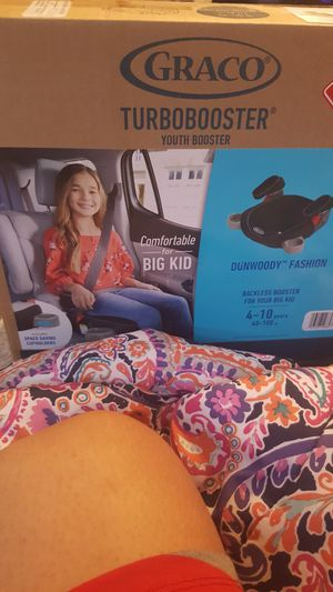 graco booster seat unisex for Sale in Houston, TX
