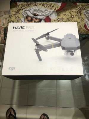 Mavic pro fly more combo. Like new drone for Sale in Delray Beach, FL