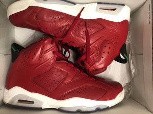 Air Jordan 6 Retro Spizike (Size 12) for Sale in Houston, TX