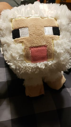 Minecraft plushie for Sale in Riverside, CA