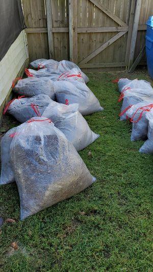 Mulch from ground oak tree for Sale in Virginia Beach, VA