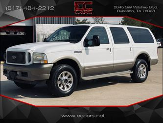2003 Ford Excursion for Sale in Burleson,  TX