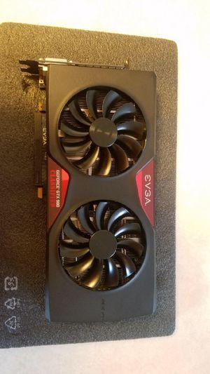 EVGA GeForce GTX 980 4GB for Sale in Columbus, MN