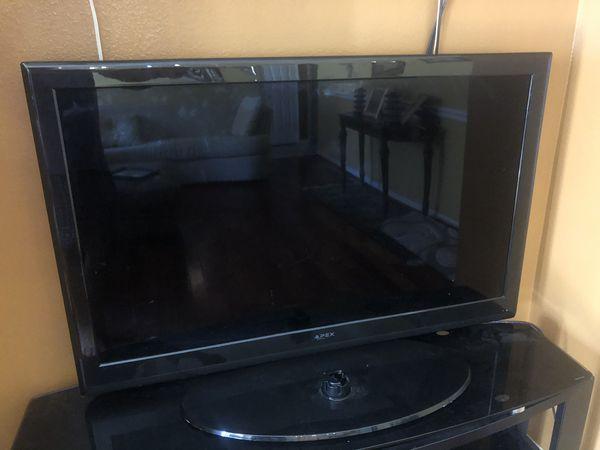 50 inch Apex tv works fine