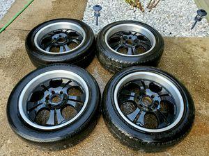4wheels for chevrolet silverado,gmc (6 lugs)R20 for Sale in Douglasville, GA