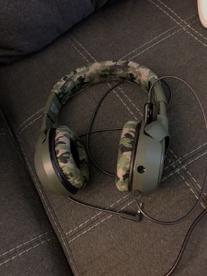 Turtle beach headset for Xbox one for Sale in Burlington, NJ