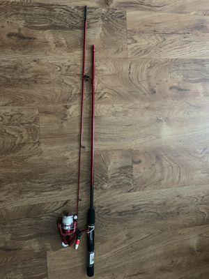 Red FIREBIRD Fishing Rod for Sale in Orlando, FL