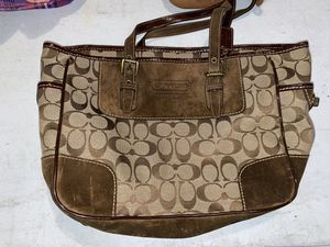 Coach purse for Sale in Humble, TX