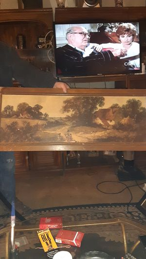Old antique painting for Sale in Oklahoma City, OK