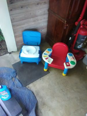 Kids toys and potty for Sale in Denton, NC