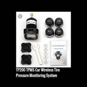 Tire Pressure Monitoring System new in the box. for Sale in Colorado Springs, CO