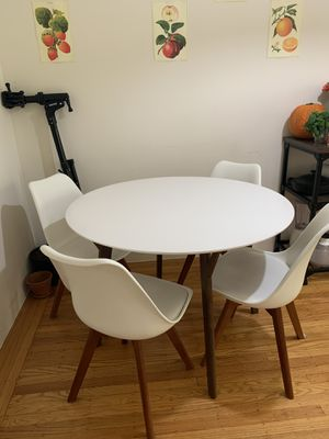 White kitchen table for Sale in San Francisco, CA