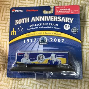 30th Anniversary Collectible Train New for Sale in Woodinville, WA