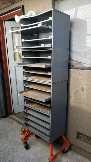 Metal shelves for Sale in Fairfield, CA