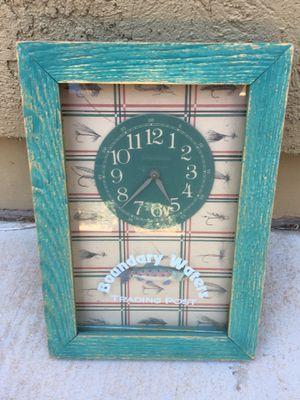 Fisherman's clock for Sale in Phoenix, AZ