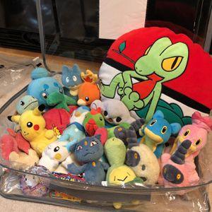 Pokémon Plush Dolls Plushies Pick And Choose for Sale in Seattle, WA