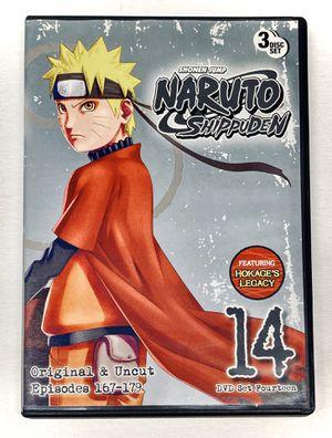 "NARUTO ""Shippuden"" DVD Box Set #14 - NEW for Sale in Alamogordo, NM"