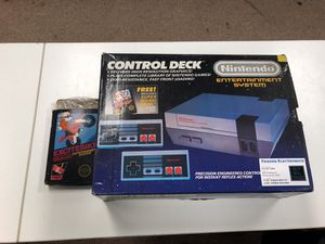Nintendo control deck entertainment system for Sale in Pittsburgh, PA