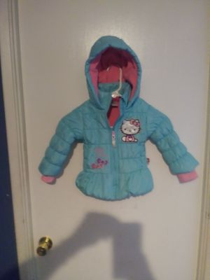 Hello Kitty toddler coat for Sale in Ontario, CA
