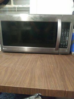 Giant LG Microwave for Sale in Wichita, KS