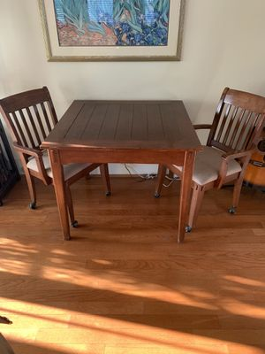 Antique Game Table for Sale in Whittier, CA