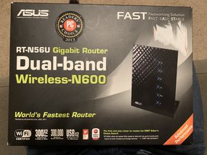 Asus RT-N56U Wireless Router for Sale in Las Vegas, NV