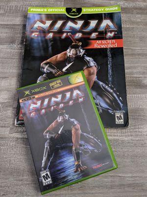 Xbox Ninja Gaiden Bundle for Sale in Fontana, CA