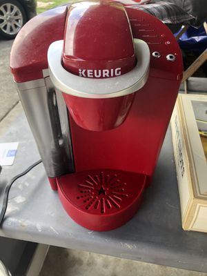 Red Keurig for sale for Sale in West Columbia, SC