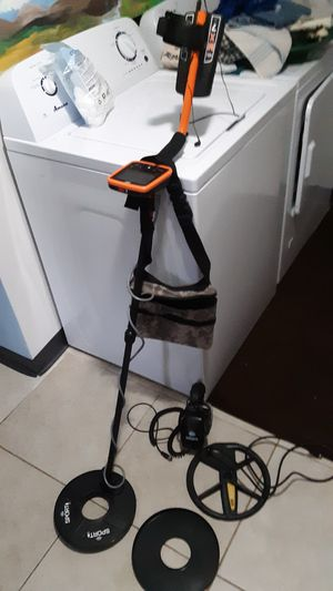 Whites mx7 metal detector for Sale in North Saint Paul, MN
