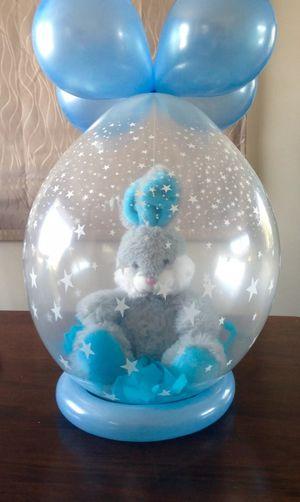 Stuffed balloons for Sale in Hudson, FL
