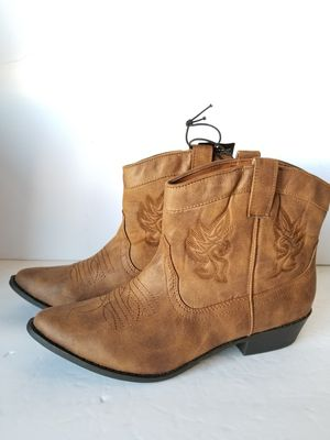 Arizona Jean Co Western Cowboy Ankle Boot sz 9.5 for Sale in Plano, TX