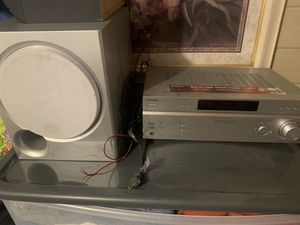 Sony Home Theater System Speaker Stereo for Sale in Queens, NY
