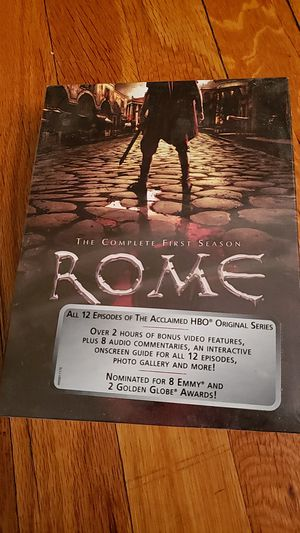 Rome Season 1 DVD set (brand new) for Sale in St. Louis, MO