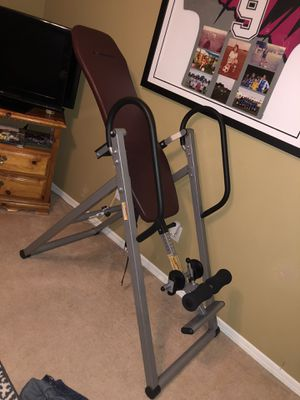 exerpeutic inversion stretch table for Sale in Weston, FL