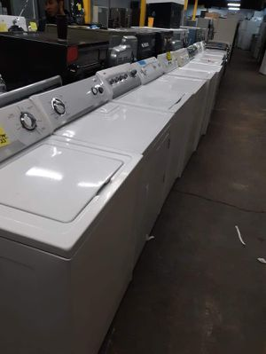 Top load washers 150 and up for Sale in Baltimore, MD