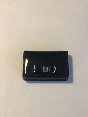 Tory Burch Wallet / Card Holder Black Patent for Sale in Orlando, FL