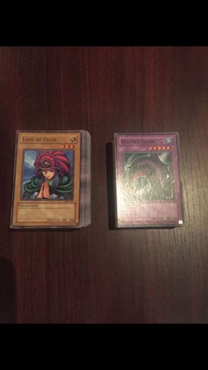 Yu-Gi-Oh cards for Sale in Tustin, CA