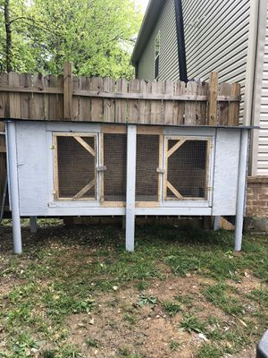 Rabbit cage (chicken) for Sale in Knoxville, TN